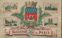 PARIS SOUVENIR N P 4178 - Zonder Classificatie