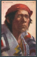 US Native American Red Indian Chief Tom Of Cochiti Tribe - Ethnics
