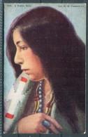 US Native American - A Pueblo Belle - Unclassified