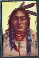 US Native American -  Chief Sitting Bull - Ethnics