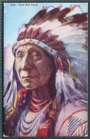 US Native American -  Chief Red Cloud - Ethnics