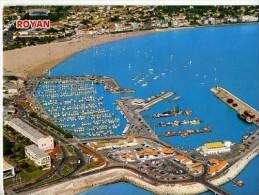 CP17739 - ROYAN - Le Port Et La Plage - Royan
