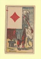 Carte A Jouer - 52mm X 85mm - Carreau - Aveugle - Vecchi Documenti