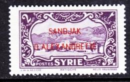 Alexandretta  5  * - Alexandretta (1938)
