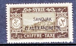 Alexandretta  J 4   * - Alexandretta (1938)