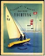 1950  Yachting  -  Visages De La Marine  -  Fachbuch über Segelschiffe  -  Von Jean Peytel - Schiffe