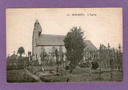 80 MACHIEL / L'Église. - France