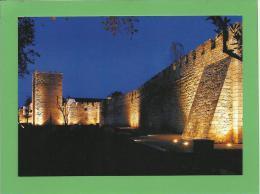 ÉVORA - MURALHA MEDIEVAL SÉC. XIV - PORTUGAL - 2 SCANS - Evora