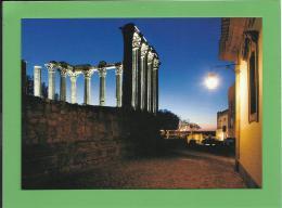 ÉVORA - TEMPLO ROMANO SÉC. III - PORTUGAL - 2 SCANS - Evora