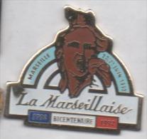 Marseille , La Marseillaise , Bicentenaire De La Révolution Française - Cities