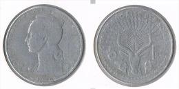 French Somaliland  5 Francs 1948 - Colonie