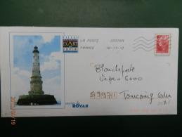34/207    ENV.  .  FRANCE - Lighthouses