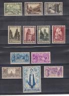 COB 363-374 * - Grande Orval - Etat Impecable (voir Image) - Unused Stamps