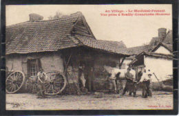 Brailly-Cornehotte,  Chez Le Maréchal-ferrand,  Gros Plan Animé - France