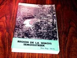 Région De La Semois. Guide Cosyn. Semoisstreek. - Tourisme