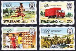 Swaziland 1980 Post London  MNH - Swaziland (1968-...)