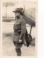 Aviation - Aviateur Militaire Suisse Fritz Rihner - Beau Document - Aviateurs