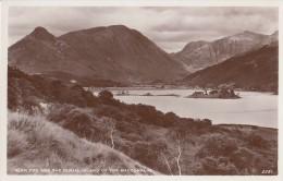 C1930 GLEN COE AND THE BURIAL ISLAND OF THE MC DONALDS - Scotland