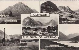 C1950 GLENCOE - THE GLEN OF WEEPING - Scotland