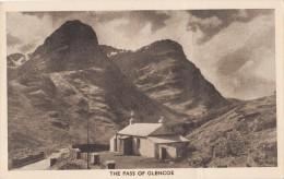 C1920 GLENCOE - THE PASS - Scotland