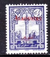Alaouites  25  * - Alaouites (1923-1930)