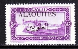 Alaouites  35   * - Alaouites (1923-1930)