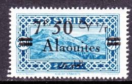 Alaouites  44   * - Alaouites (1923-1930)