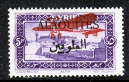 Alaouites  C 11    * - Alaouites (1923-1930)