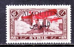 Alaouites  C 12    * - Alaouites (1923-1930)