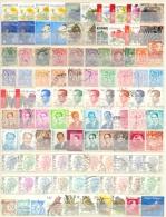 Belgie - Belgique - Z-1159 - 100  Zegels-timbres -  0,40 Euro - Collections