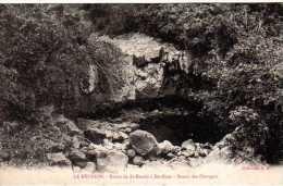 974  - LA REUNION -  SAINT- BENOIT à SAINTE ROSE - Bassin Des Orangers - Cpa Précurseur - Saint Benoît