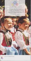 Liechtenstein Brochure Staatsfeiertag 2013 - Kronieken & Jaarboeken