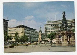GERMANY - AK 172024 Mannheim - Paradeplatz - Mannheim