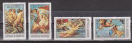 Antigua & Barbuda 1983 Mi. 700-703** MNH - Antigua Und Barbuda (1981-...)
