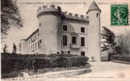 Cpa  LA BEGUDE DE MAZENC, Château De Mr LOUBET  (20.20) - Autres Communes