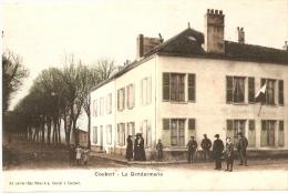 COUBERT - La GENDARMERIE - Francia