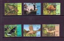NOUVELLE-ZELANDE 1996 OISEAUX  YVERT N°1482/87  NEUF MNH** - Unclassified