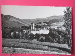 81 - Dourgne - Abbaye D´en Calcat - Scan Recto-verso - Dourgne