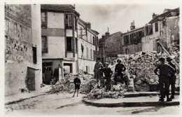 DPT 77 MELUN Rue Guy Beaudouin Août 1944 - Melun