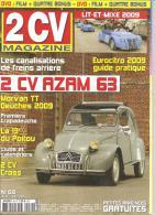 REVUE TECHNIQUE 2 CV MAGAZINE N°69 2 CV AZAM 63  REF 2 - Auto/Moto