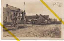 02 AISNE VORGES Canton De LAON  CARTE PHOTO ALLEMANDE MILITARIA 1914/1918 - France