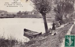 CPA CHAVILLE 92 - Les Bords De L'étang De Brisemiche - Chaville