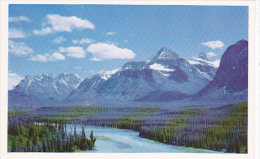 Canada Alberta Athabasca Valley Athabasca River