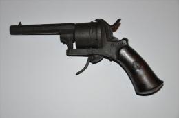 Revolver Type Lefaucheux - Sammlerwaffen