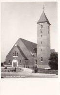 """MY/ Alken """"echte Foto"""" St Joris Kerk  Drukkerij A. Joris Tubee, Alken - Alken"""
