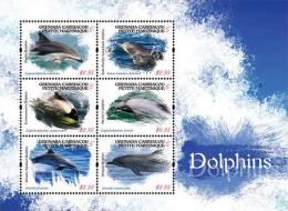 Grenada Grenadines -2013-Fish-Marine Life-DOLPHINS - Marine Life