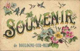Souvenir De Boulogne Sur Mer - Boulogne Sur Mer
