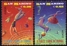 Europa - CEPT -  Saint Marin 2002 ** - 2002