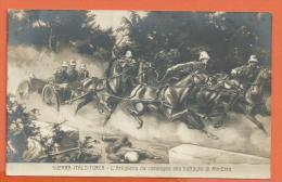 HB505, Guerra Italo-Turca, Italia, Turquie, Battaglia Di Ain-Zara, Circulée 1912 - Non Classificati