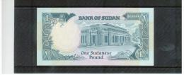 SUDAN - One Sudanese Pound ,  Pick #39 - Soudan